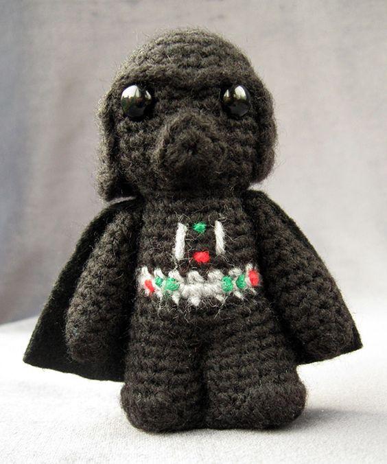 Amigurumi Starcraft : Cute Star Wars Amigurumi (Handmade Stuffed Animals ...