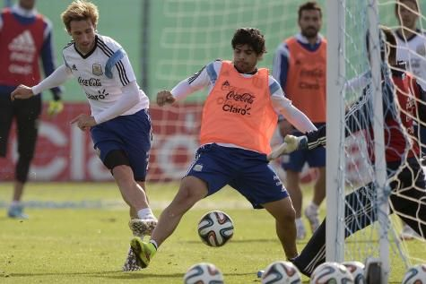 Lucas Biglia au Mondial avec Messi et l'Argentine   Football - lesoir.be