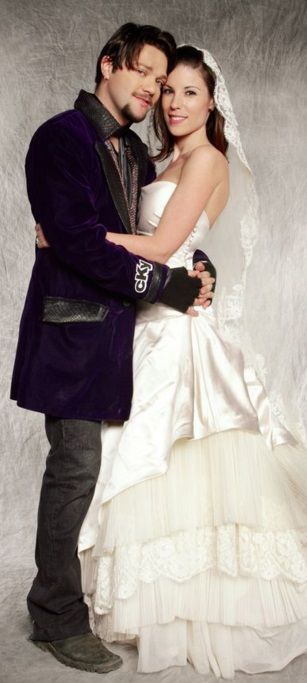 bam margera and melissa rothstein famous weddings