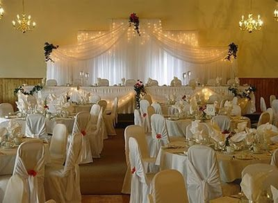 Pinterest the world s catalog of ideas for Wedding venue decoration ideas on a budget