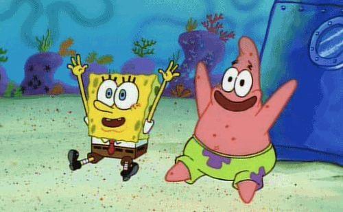 Spongebob Squarepants gif - Google zoeken