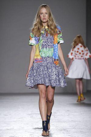 Stella Jean Ready To Wear Spring Summer 2015 Milan - NOWFASHION