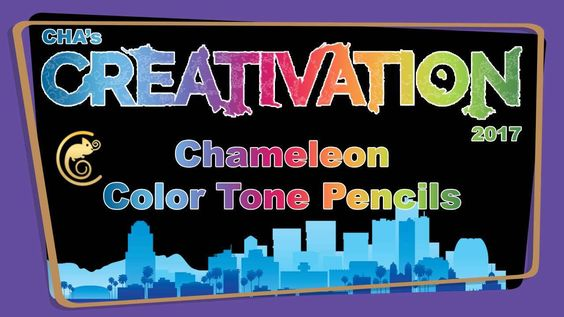 Chameleon Color Tone Pencils - Creativation 2017 - http://www.craftsbytwo.com/video-6/ Chameleon wowed us with their Color Tone Pens, now they are bringing us Color Tone Pencils! Join us for a demo of this new product from the Chameleon booth at Creativation.