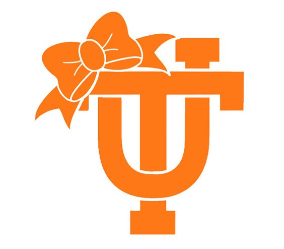 Tennessee Girl Vinyl Decal Ut Tennessee Football Go Vols - Custom vinyl decals utah