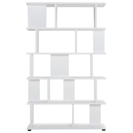 table legs six sturdy shelves bookcases cubic storage material bookcase engineered post cubes leg design adjustable cube end wood two