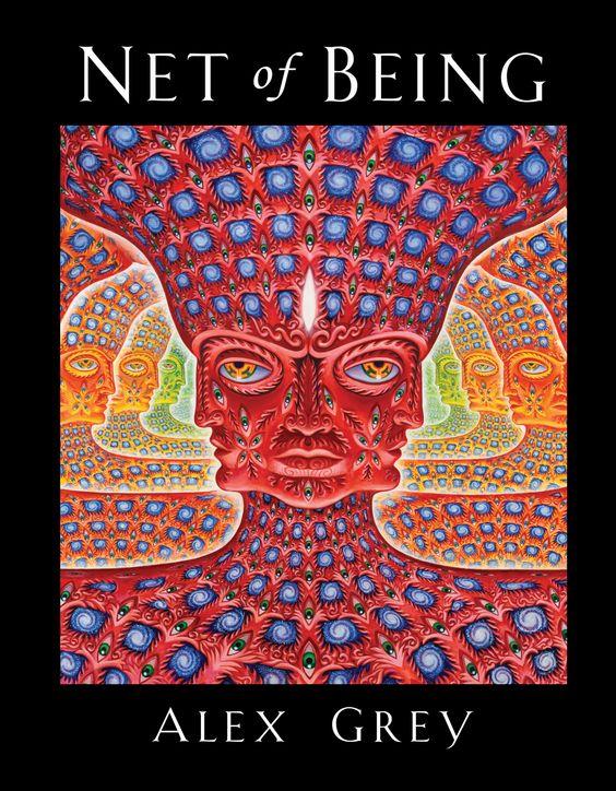 Net of Being - Coming November 2012 - www.alexgrey.com