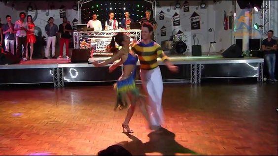 Baila Mundo - Anderson Mendes e Brenda Carvalho (Festa DJ Zé do Lago 2013)