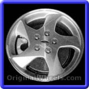 Ford Taurus 2003 Wheels & Rims Hollander #3505  #FordTaurus #Ford #Taurus #2003 #Wheels #Rims #Stock #Factory #Original #OEM #OE #Steel #Alloy #Used