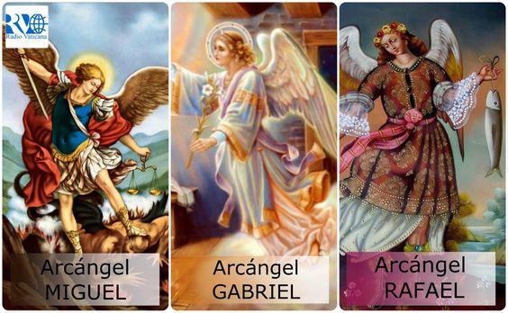 """Vaticano información en Twitter: """"En #RadioVaticana celebramos las solemnidades de los arcángeles Miguel, Gabriel y Rafael https://t.co/9q1q6zyfsD"""""""