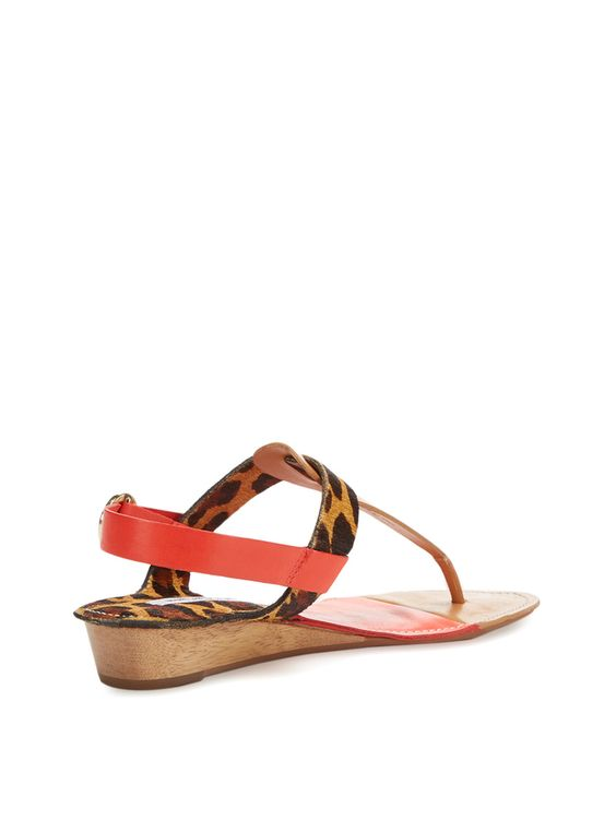 Darling Wedge Thong Sandal from Spring Getaway: Essential Sandals on Gilt