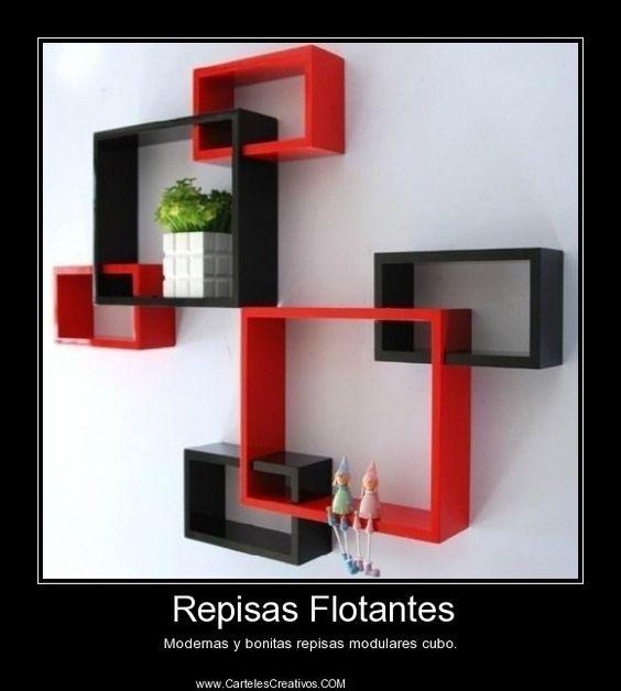 Best ideas about simply home ideas home s ideas and home - Repisas de pared modernas ...