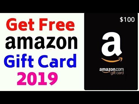 How To Get Free Amazon 50 100 Gift Card Codes Instantly Free Amazon Products Amazon Gift Card Free Gift Card
