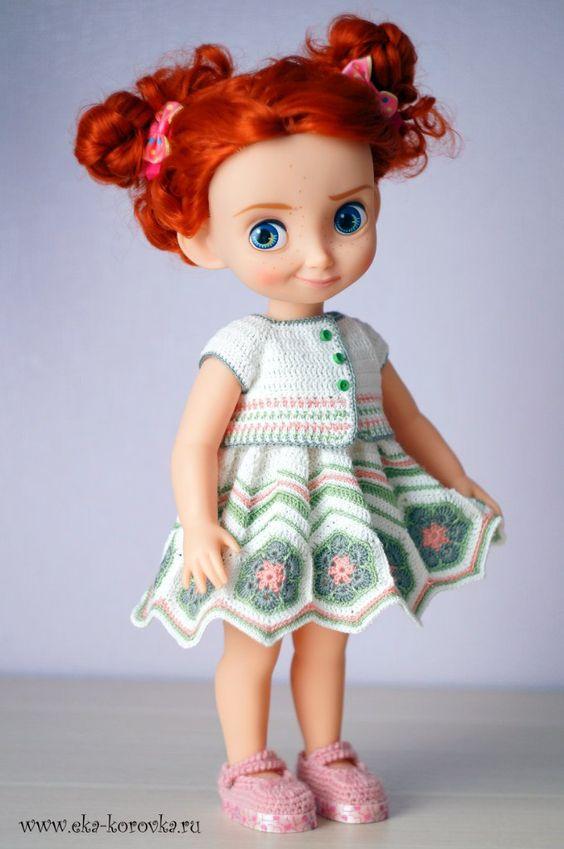 Наши куклы Disney | 34 фотографии