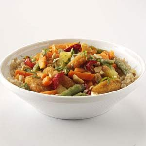 Quick Sweet-and-Sour Chicken Recipe