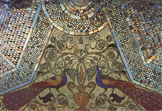 43 best images about Mosaics  Peacocks on Pinterest