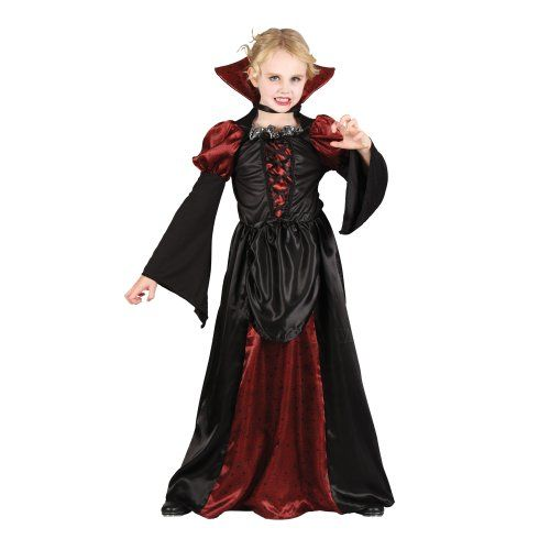 Scary Vampiress - Kids Costume 5 - 7 years Wicked Costumes http://www.amazon.co.uk/dp/B008TP29XO/ref=cm_sw_r_pi_dp_0NUgub0G1HFWN