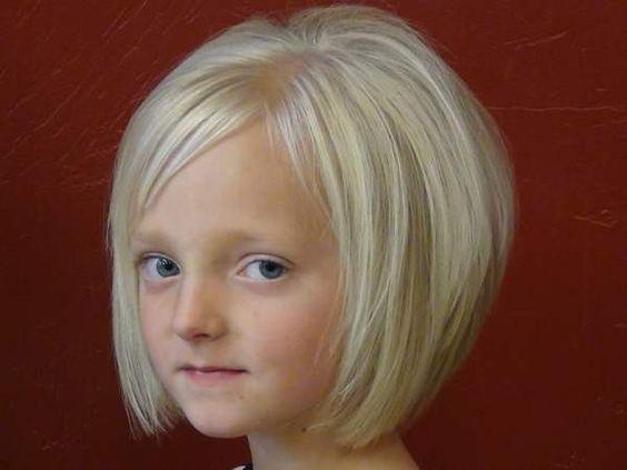 Pleasing Child Hairstyles Bob Cuts And Short Haircuts For Kids On Pinterest Short Hairstyles For Black Women Fulllsitofus