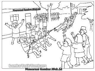 Kumpulan Gambar Lomba 17 Agustus 73 Thun Jerkoven