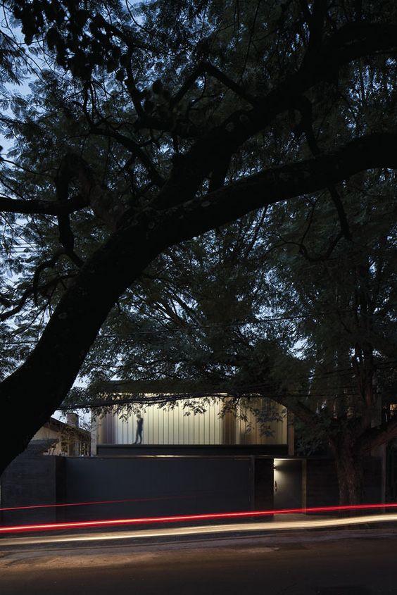 Casa+Bacopari+/+UNA+Arquitetos