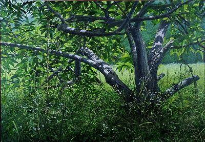 犬塚勉「6月の栗の木の下より」