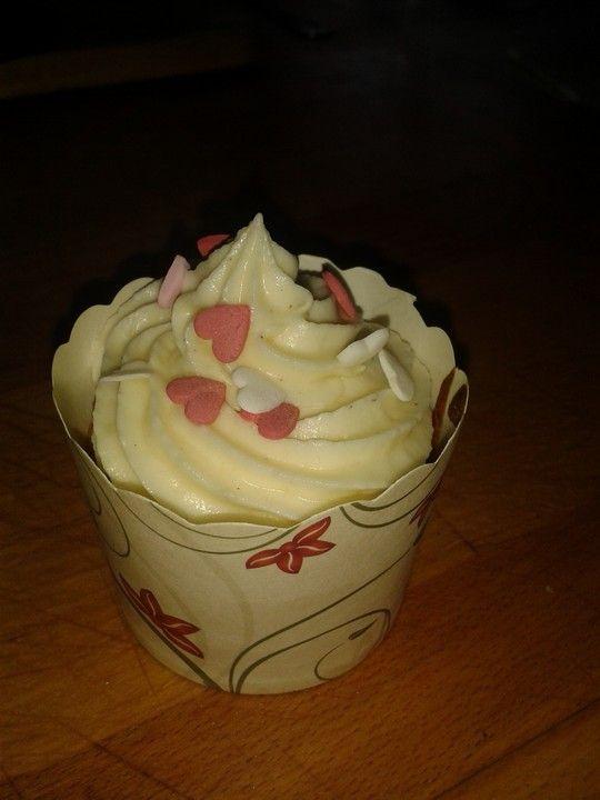 Vanille - Frischkäse - Frosting / Vanilla Cream Cheese Frosting 1