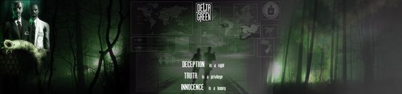 Delta Green Keeper's Screen (custom)