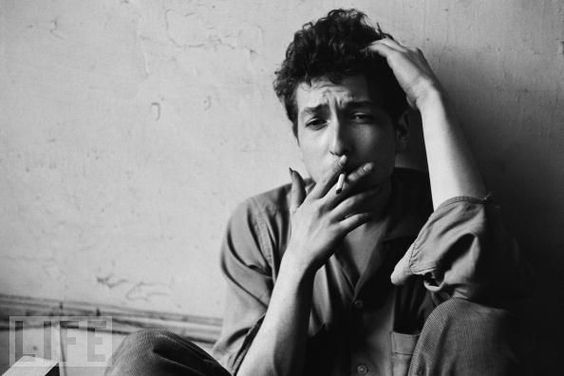 Bob Dylan,1962. From our gallery: Heroes of the 1960s