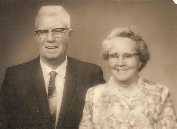 Cecil & Thelma Morgan