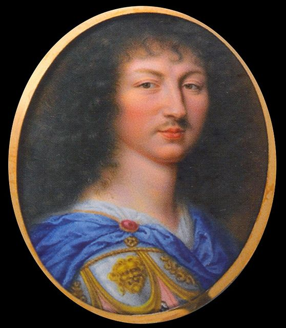LOUIS XIV JEUNE by the lost gallery, via Flickr