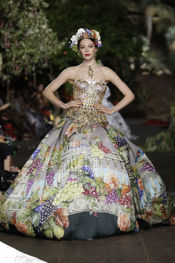 Dolce & Gabbana Fall/Winter 2015-2016 Fashion Show