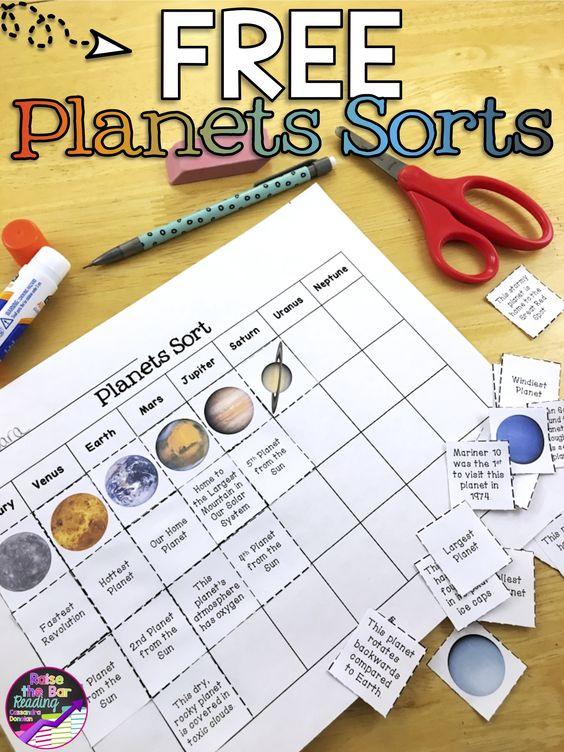 Free Planet Sorts