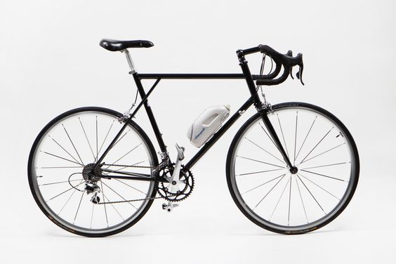 Joachim Baan's custom bike by Elian Cycles for Another Something & Co.