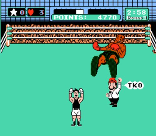 mike tyson punch out best game on super nintendo mike tyson
