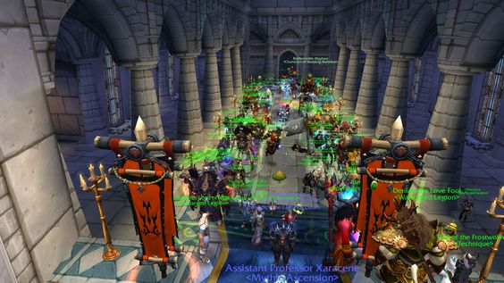 [RP] The combined Horde fought off several Alliance raids to have a wedding in Stormwind Cathedral.