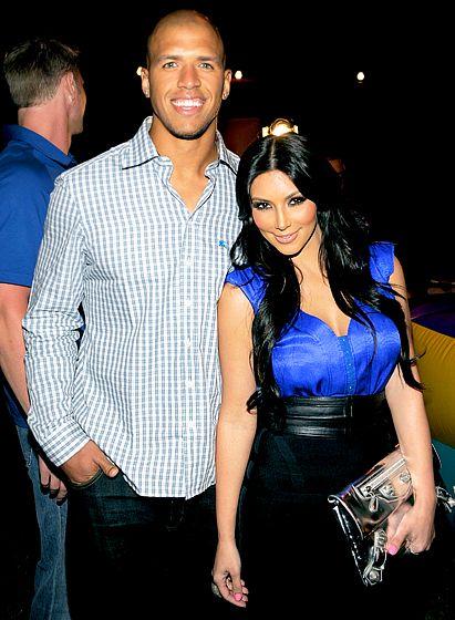 Kim Kardashian and Miles Austin