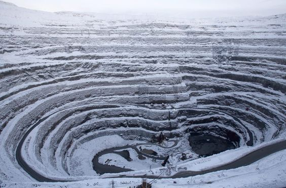 Udachny diamond mine