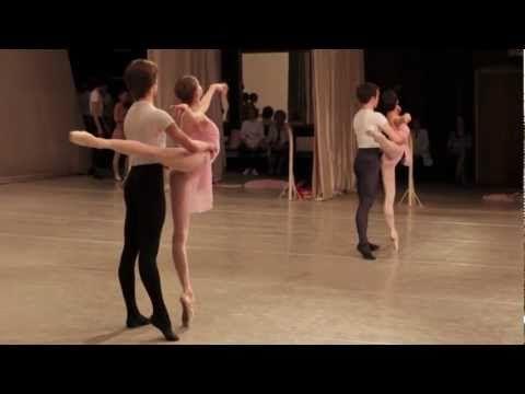 Pas de deux (partnering) 2011 (2)