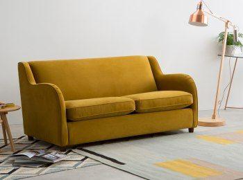 Designer 2 Sitzer Sofas Und Kleine Sofas Made Com Schlafsofa