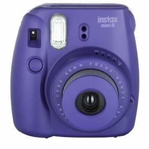 Câmera Instantânea Fujifilm Instax Mini 8 - Uva - Instax no LojaFuji.com.br