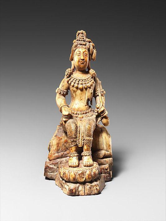 Seated Avalokiteshvara, the Bodhisattva of Infinite Compassion