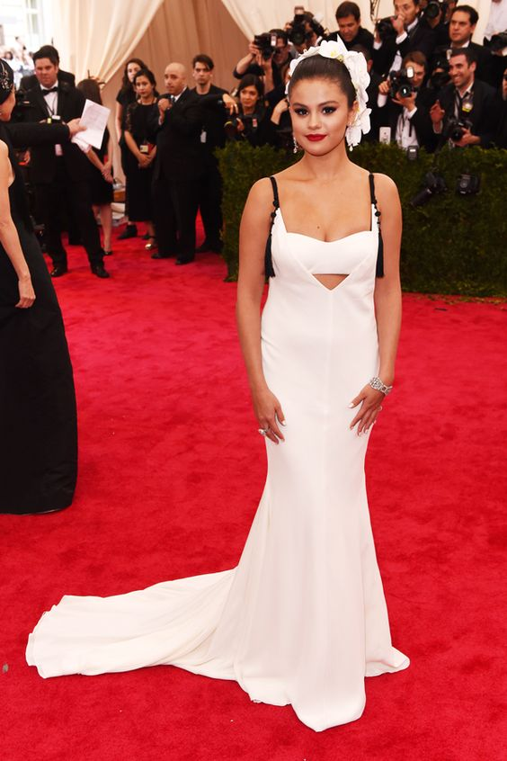 Met Ball 2015 Best Dressed Red Carpet Pictures