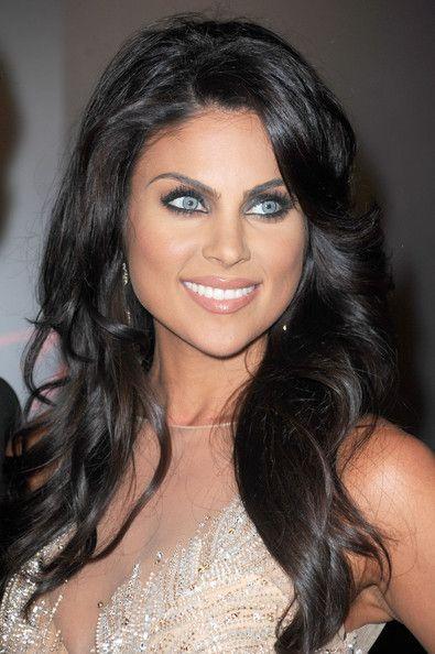 Nadia Bjorlin - my favorite soap star she is so good with the men, lol!