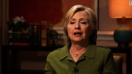 Hillary Clinton opens up about Monica Lewinsky - CNN Video