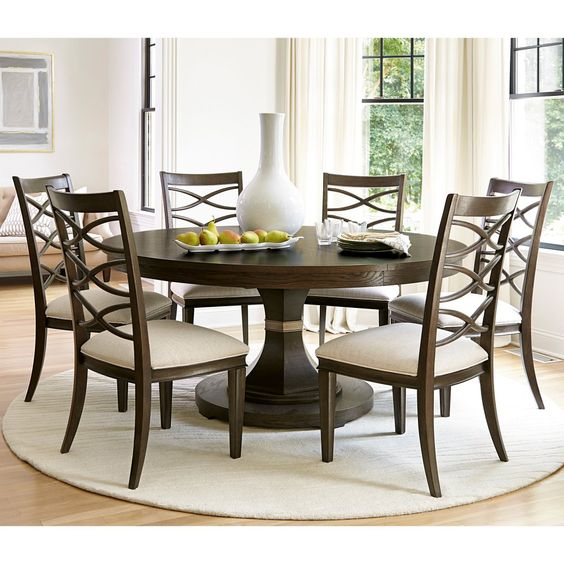 Universal Furniture California Round Table - You don't have to have a large dining area space to integrate classic style and elegance into your home. The Universal Furniture California Round...