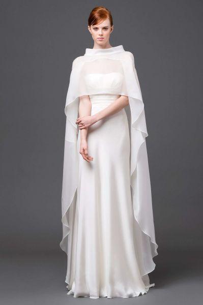 Vestidos de noiva de Inverno 2015: mais de 50 lindíssimas propostas Image: 7
