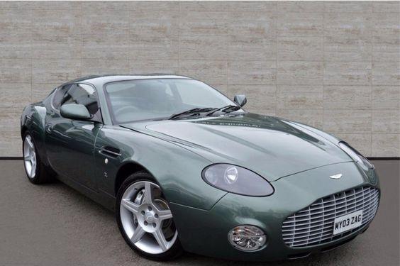 Редкий Aston Martin выставили на продажу за 400 000 долларов