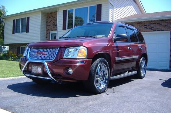 Envoy Denali Rims Another Bigdaddylimited 2002 Gmc Envoy Post