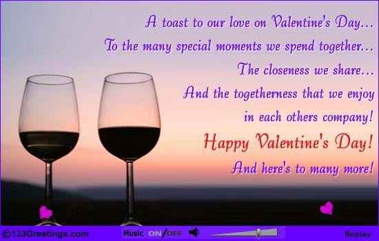 to my Valentine of 34 years