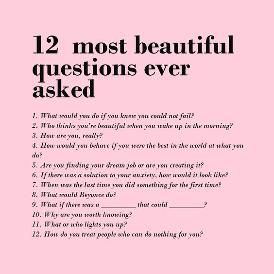 Beauty Questions