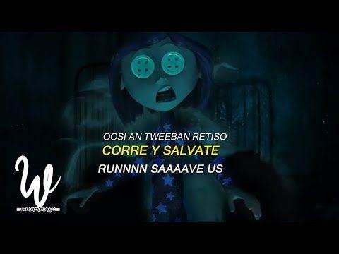 Coraline End Credits From Coraline The Secret Door Lyric Sub Español Youtube Secret Door Coraline Lyrics